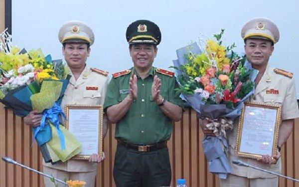 Hai tan Pho giam doc Cong an Ha Noi la ai? hinh anh 1