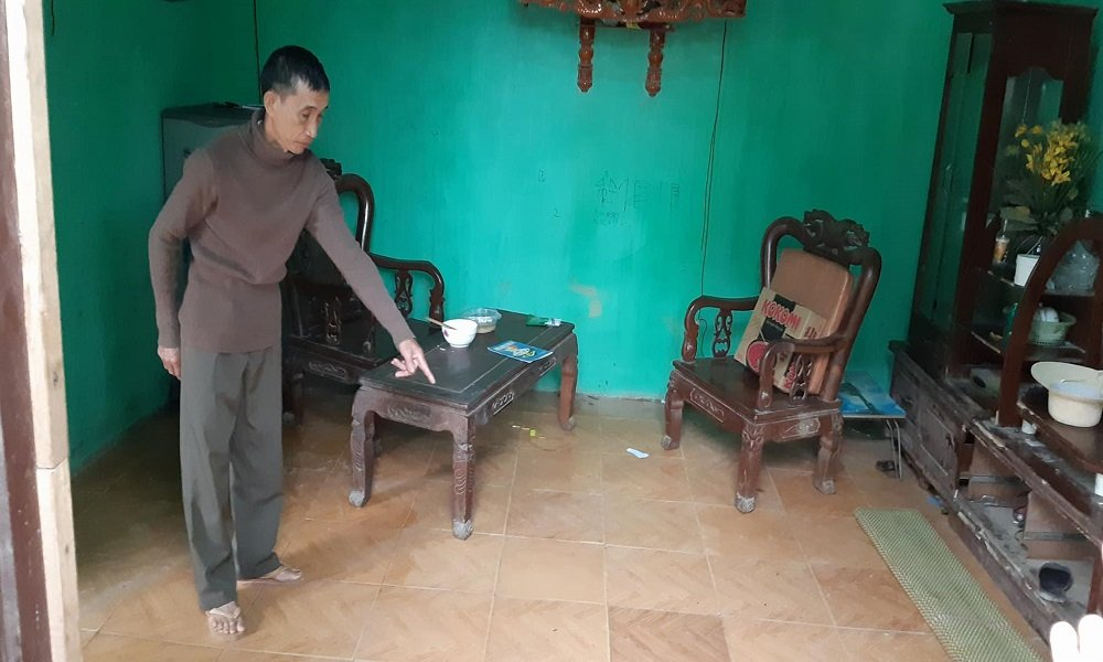 Be trai 8 tuoi bi sat hai o Vinh Phuc: 'Con toi phai chiu 2 nhat dao thay bo me' hinh anh 2