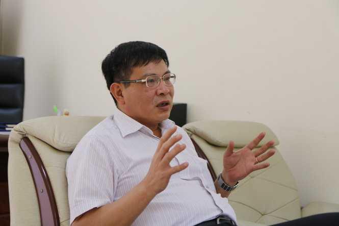 Ong Luong Hoai Nam: Xe may la 'ke thu' cua giao thong Viet Nam hinh anh 2