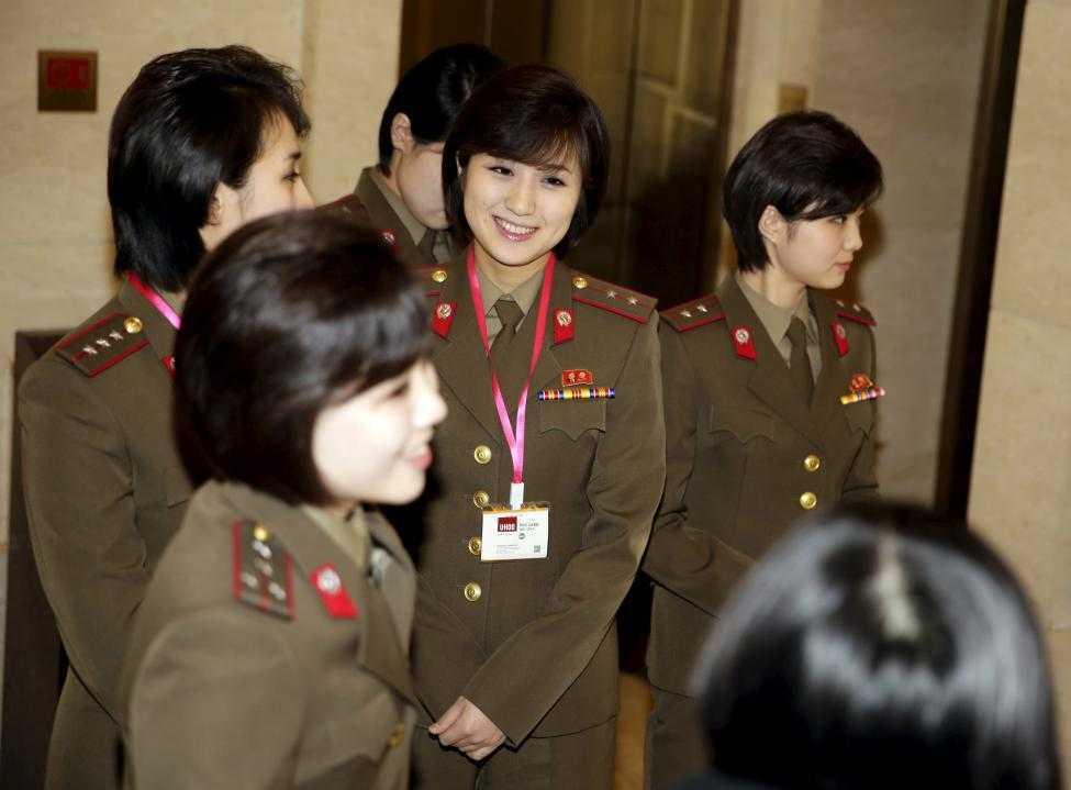 Ban nhac Trieu Tien duoc dich than Kim Jong-un tuyen chon hinh anh 6