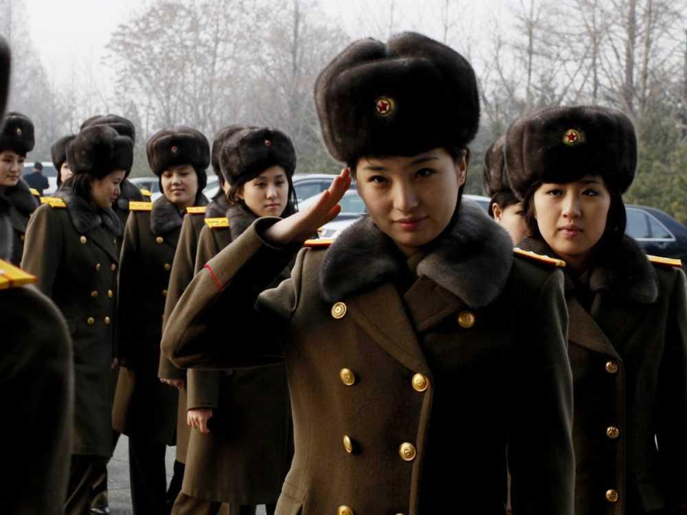 Ban nhac Trieu Tien duoc dich than Kim Jong-un tuyen chon hinh anh 1