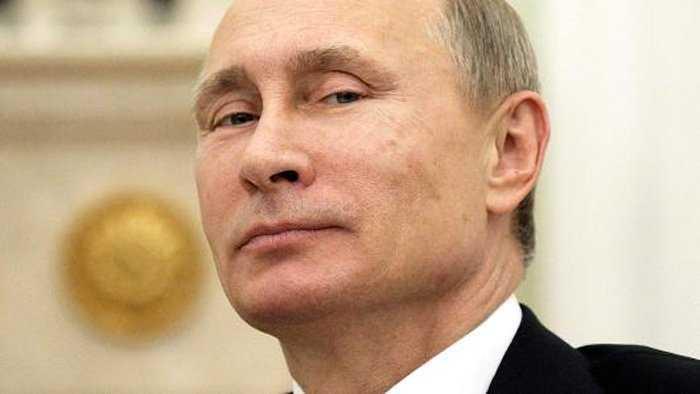 Ong Putin 'bien mat' bi an hinh anh 1