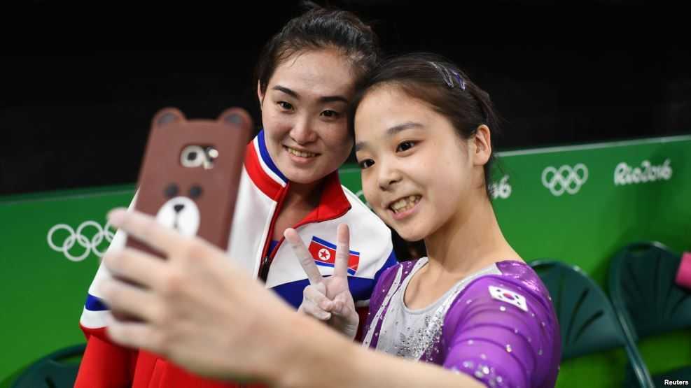 Cac van dong vien Trieu Tien chiu ap luc the nao khi du Olympic? hinh anh 2
