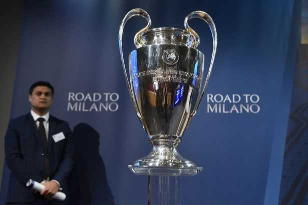 Boc tham Champions League hom nay: Se co bang tu than? hinh anh 1