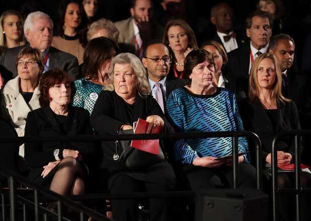 Donald Trump moi 'nan nhan' nao cua Bill Clinton den cuoc tranh luan voi Hillary? hinh anh 1