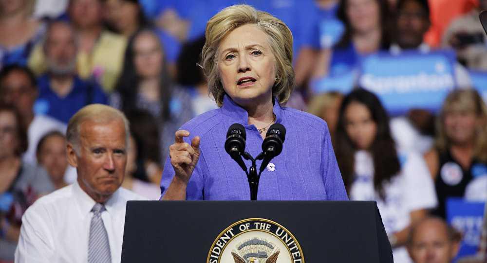 Clinton doa 'bua vay Trung Quoc bang he thong phong thu ten lua' hinh anh 1
