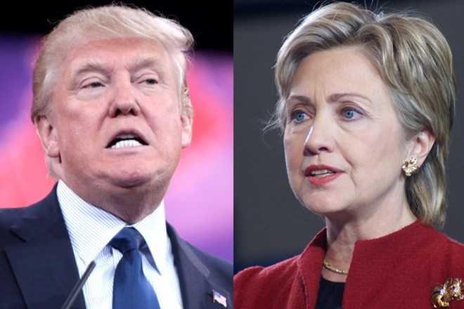 Ong Trump doi xet nghiem ma tuy ba Clinton hinh anh 1