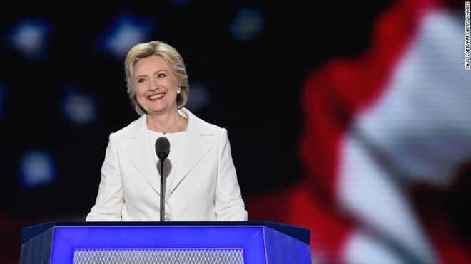 Bao Anh: Clinton gan nhu chac chan tro thanh Tong thong My hinh anh 1