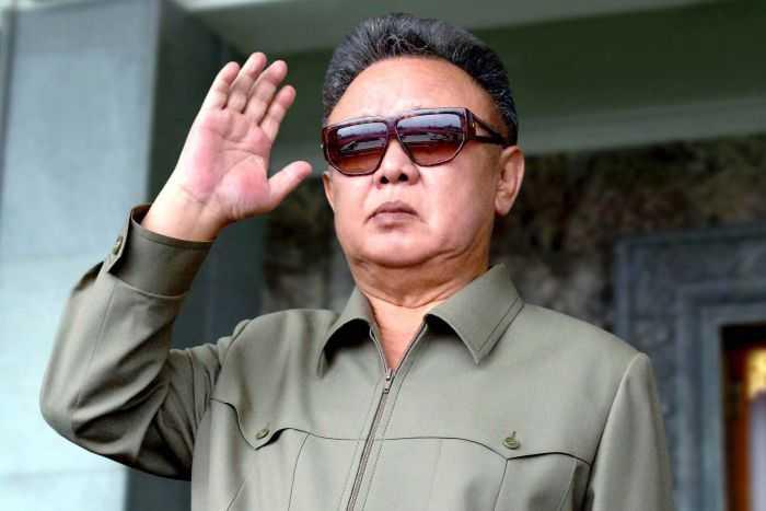 He lo bang ghi am ve tam tu bi an cua co Chu tich Trieu Tien Kim Jong-il hinh anh 1
