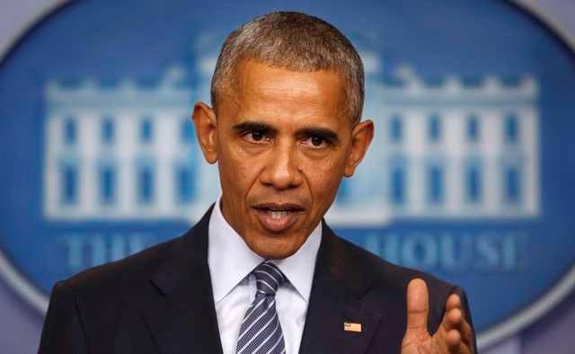 Ong Obama yeu cau xem xet cac vu tan cong mang trong qua trinh bau cu My hinh anh 1