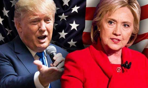 Ba Hillary hon ong Trump 1,5 trieu phieu pho thong hinh anh 1