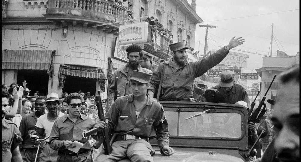 Dang Cong san Nga de nghi dung dai tuong niem Fidel Castro hinh anh 1