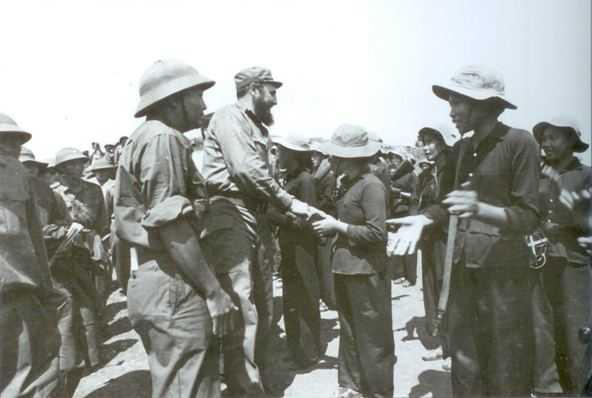Hinh anh 3 lan toi tham Viet Nam cua nha lanh dao Cuba Fidel Castro hinh anh 3