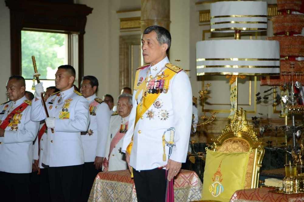 Thai Lan chinh thuc co nha vua moi hinh anh 1