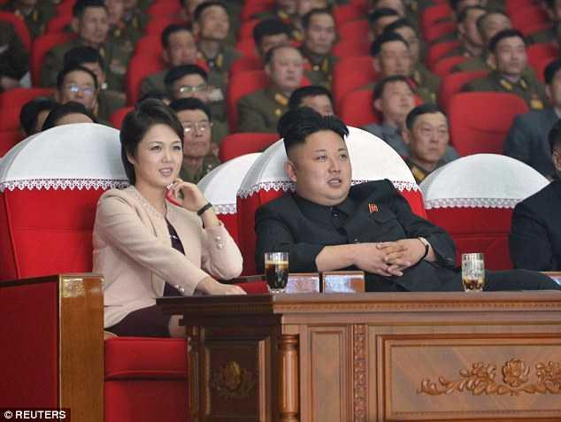 Phu nhan ong Kim Jong-un tai xuat sau 9 thang vang mat hinh anh 1