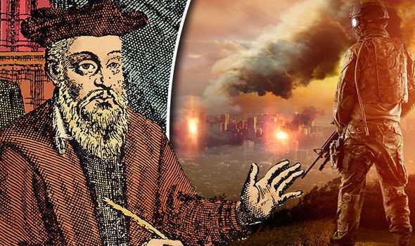 Nha tien tri Nostradamus du bao 'chien tranh nong' 2017 hinh anh 1
