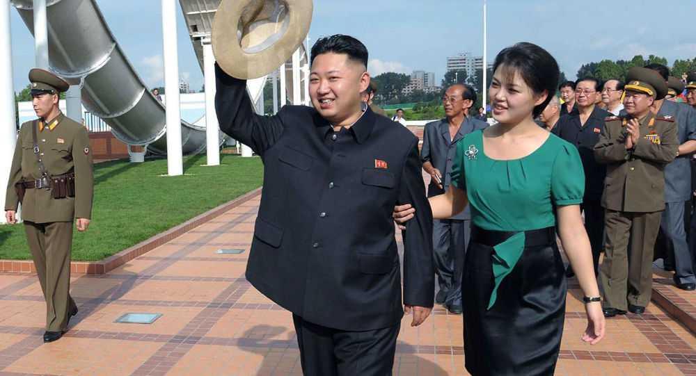 De nhat phu nhan Trieu Tien vua sinh quy tu cho ong Kim Jong-un? hinh anh 1