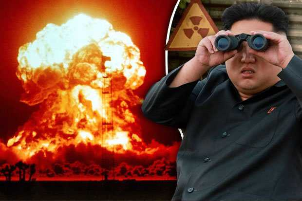 Kim Jong-un he lo ke hoach khien 'moi ke thu phai khiep so' trong vai ngay toi hinh anh 1