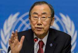 Ong Ban Ki-moon tranh cu tong thong Han Quoc? hinh anh 1