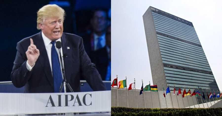 Donald Trump goi Lien Hop Quoc la 'Cau lac bo tieu khien' hinh anh 1
