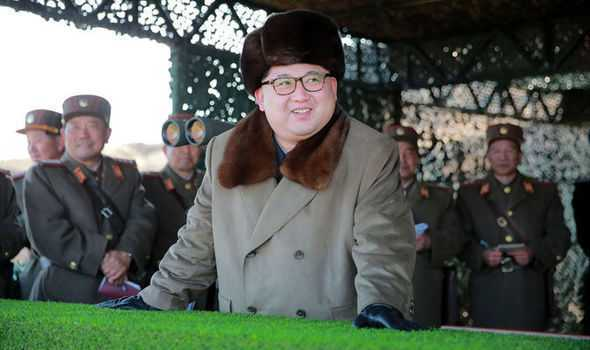 Ong Kim Jong-un nam nay thuc su bao nhieu tuoi? hinh anh 1