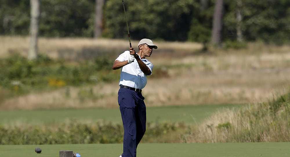 Ong Obama lam gi trong ngay dau tien khong con la Tong thong? hinh anh 1