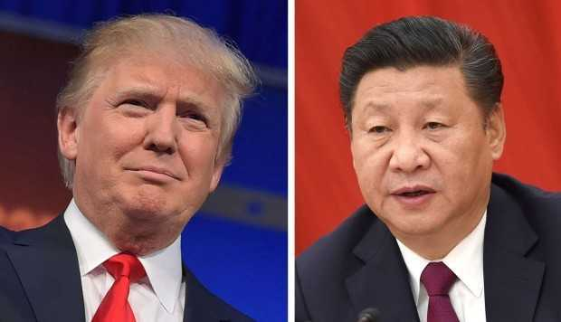 Ong Trump dien dam voi ong Tap, hua ton trong 'Mot Trung Quoc' hinh anh 1