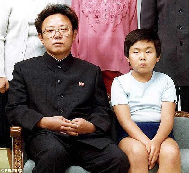 Cuoc doi bi an nguoi anh cung cha khac me moi qua doi cua ong Kim Jong-un hinh anh 1