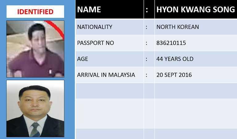 Bi an nghi pham duoc cho la lam viec tai Dai su quan Trieu Tien o Malaysia trong vu Kim Jong-nam hinh anh 1