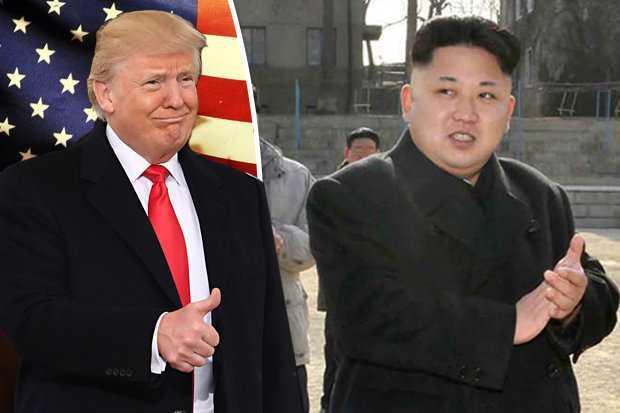Ong Trump noi khong ngai gap Kim Jong-un hinh anh 1