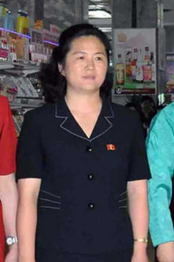 Bi an nguoi chi quyen luc cua ong Kim Jong-un hinh anh 1