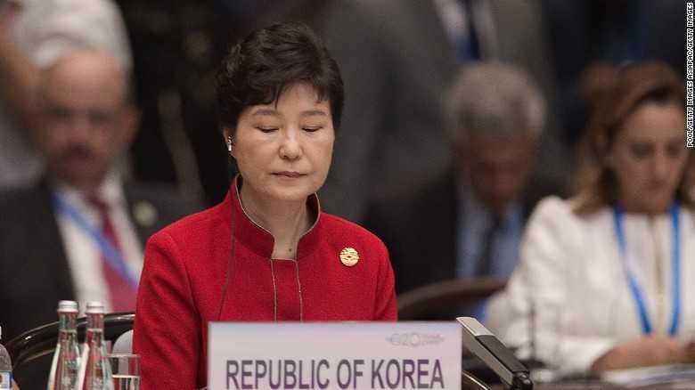 Tong thong Han Quoc Park Geun-Hye chinh thuc bi phe truat hinh anh 1