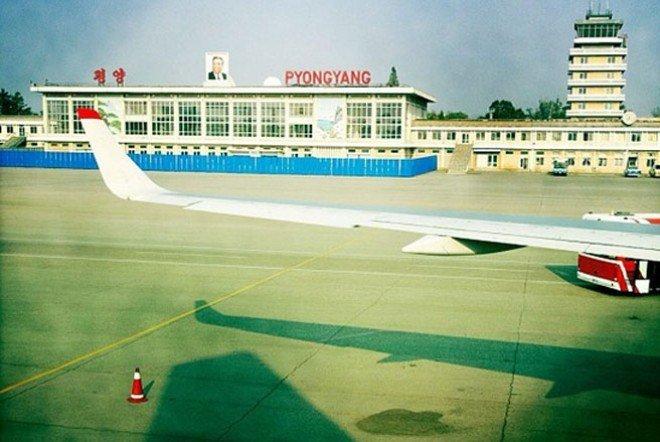 May bay phai doan Olympic den Han Quoc ha canh nham o Trieu Tien hinh anh 1