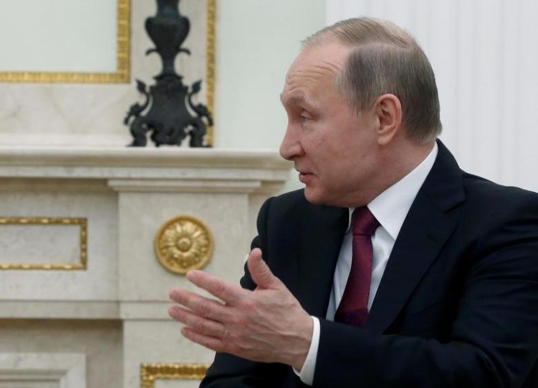 Tong thong Putin noi My lam gia vu khi hoa hoc o Syria hinh anh 1