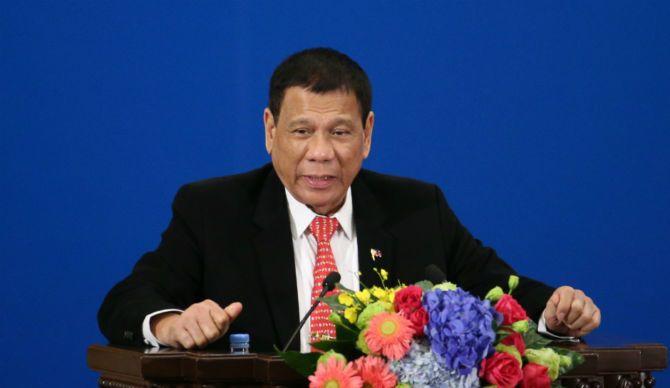 Tong thong Philippines: Ong Kim Jong-un muon ket thuc the gioi hinh anh 1