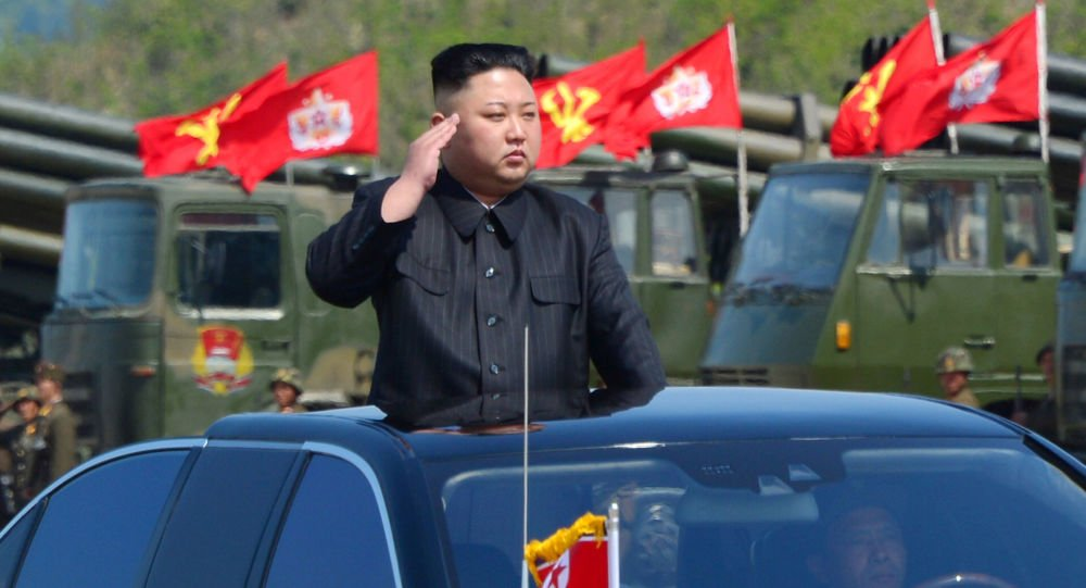 Trieu Tien doi My xin loi vi 'am muu am sat ong Kim Jong-un' hinh anh 1