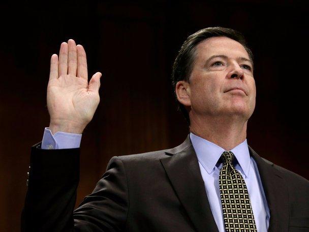 Vi sao ong Trump duoc quyen sa thai Giam doc FBI? hinh anh 1