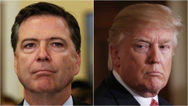 'Giot nuoc tran ly' dan toi quyet dinh sa thai Giam doc FBI cua ong Trump hinh anh 1