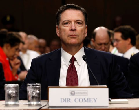 Cuu giam doc FBI tiet lo ly do ghi lai cac cuoc doi thoai voi Tong thong Trump hinh anh 1