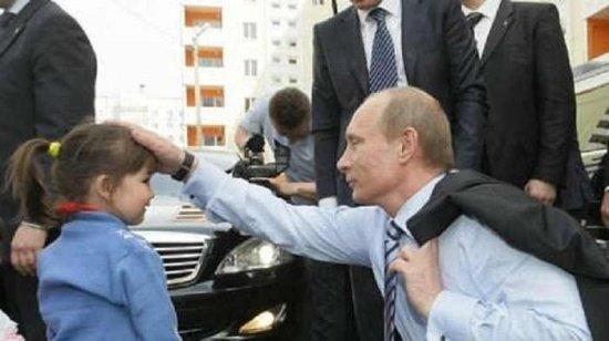 Tong thong Putin bat ngo tiet lo ve nguoi chau ngoai hinh anh 1