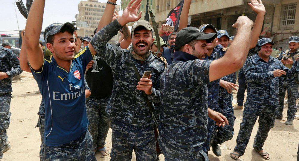 Iraq tuyen bo quet sach IS, giai phong hoan toan thanh pho Mosul hinh anh 1