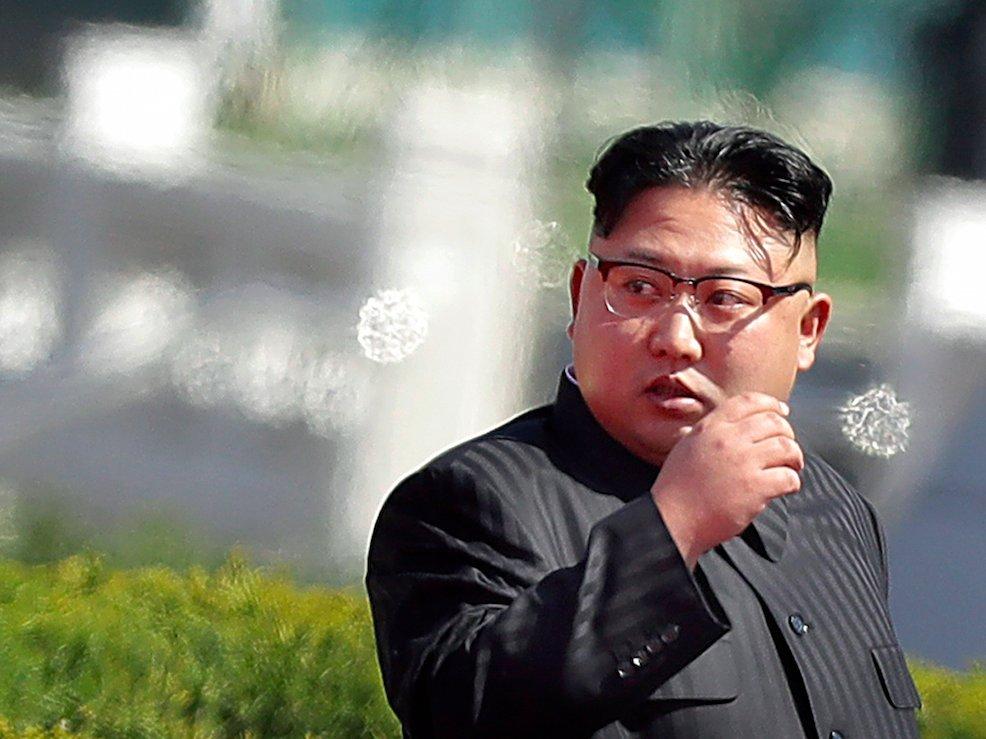 Trieu Tien thue sieu diep vien Lien Xo bao ve lanh dao Kim Jong-un hinh anh 1