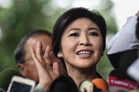 Hanh trinh 'dao tau' ngoan muc cua cuu Thu tuong Yingluck hinh anh 1