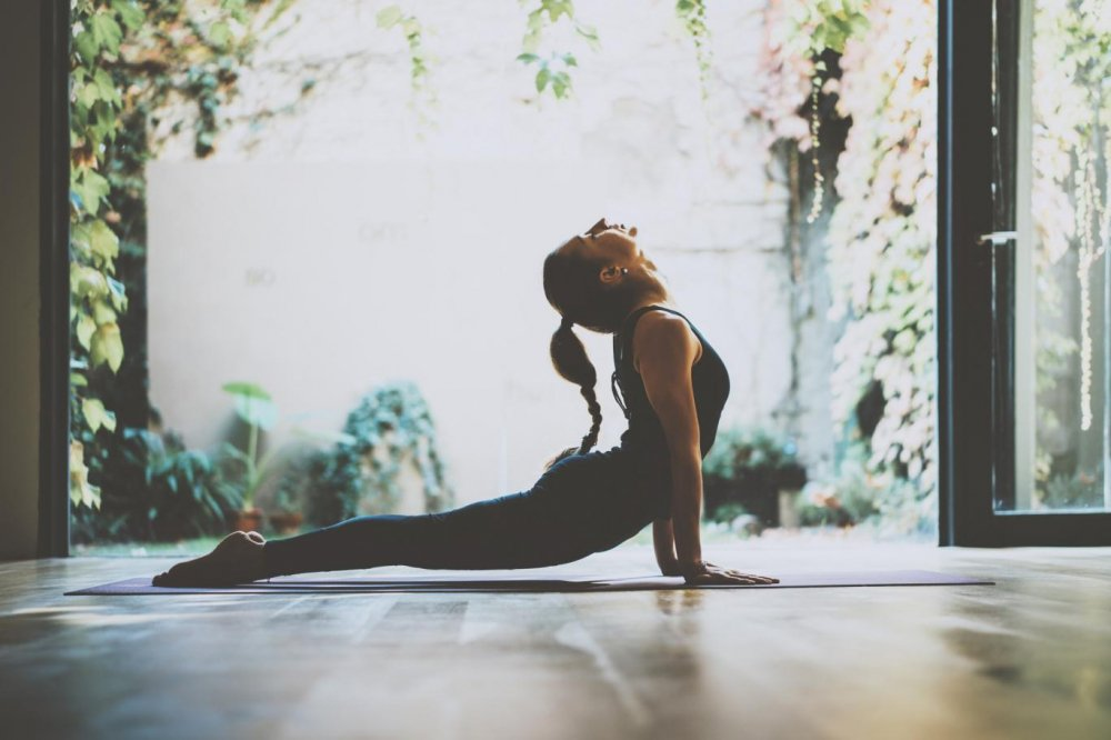 Canh bao soc: Phu nu co the vo sinh vi tham tap Yoga hinh anh 1