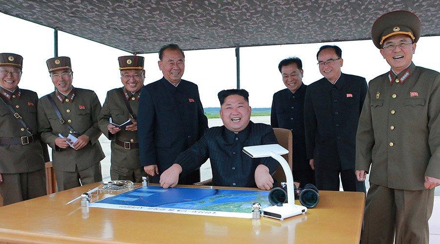 Canh bao lanh nguoi cua nha lanh dao Kim Jong-un sau vu thu ten lua hinh anh 1