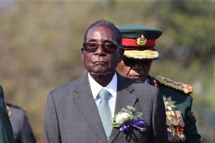 Tong thong Zimbabwe kien quyet khong tu chuc hinh anh 1