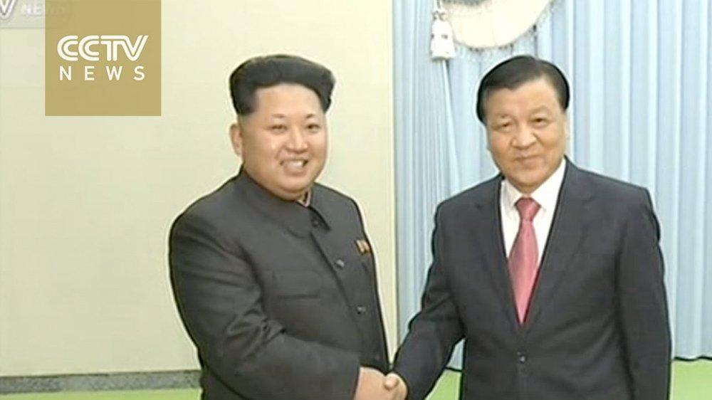 Ong Kim Jong-un tung cong du nuoc ngoai hay chua? hinh anh 1