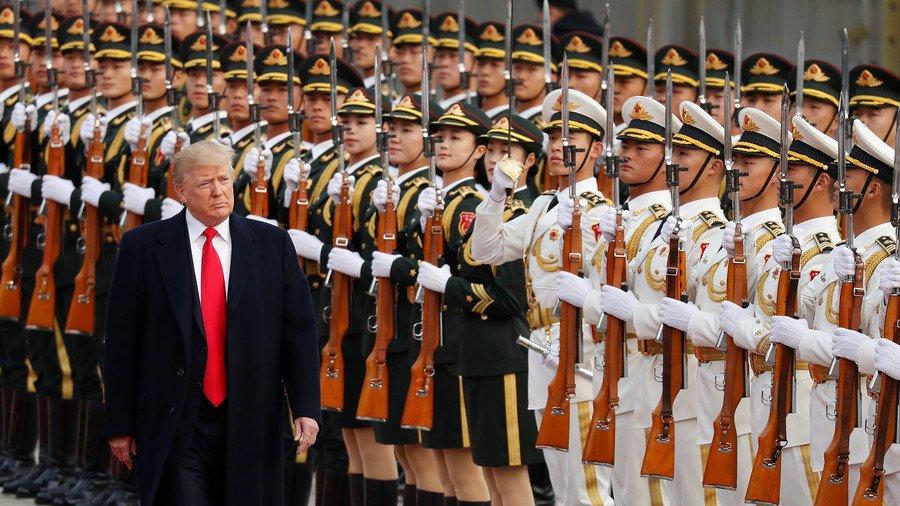 Bi ong Trump xem la doi thu trong chien luoc an ninh moi, Nga, Trung phan ung manh me the nao? hinh anh 1