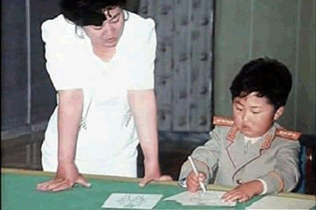 Cuu ve sy he lo thong tin it nguoi biet ve tuoi tho ong Kim Jong-un hinh anh 1