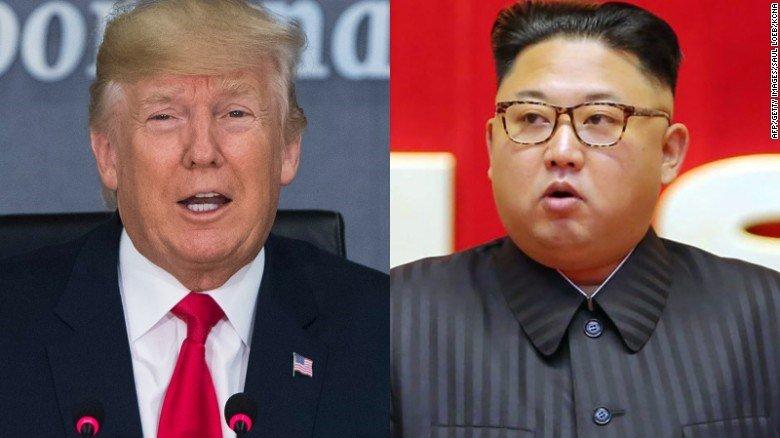 Tong thong Trump nhan 'thong diep dac biet' tu ong Kim Jong-un hinh anh 1